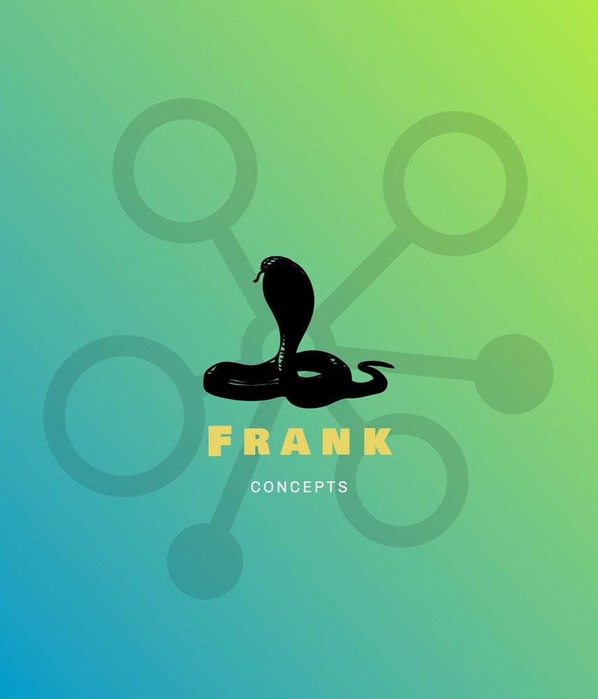 Frank the Snake, Concepts, September 2017