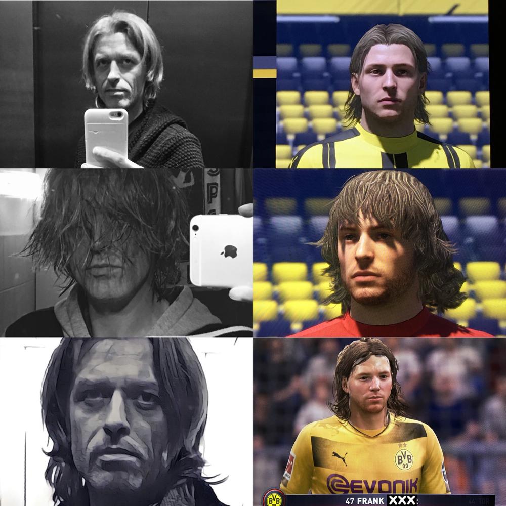 Der Karriere-Pro in FIFA 17 & FIFA 18, Vergleich RL zu FIFA.