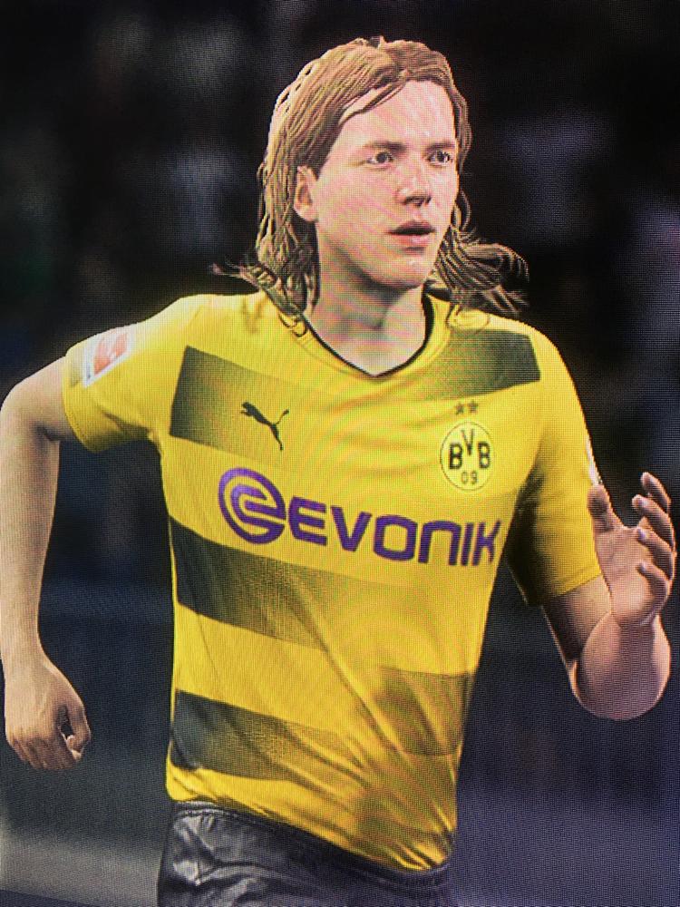 Start mit dem Karriere-Pro, FIFA 18