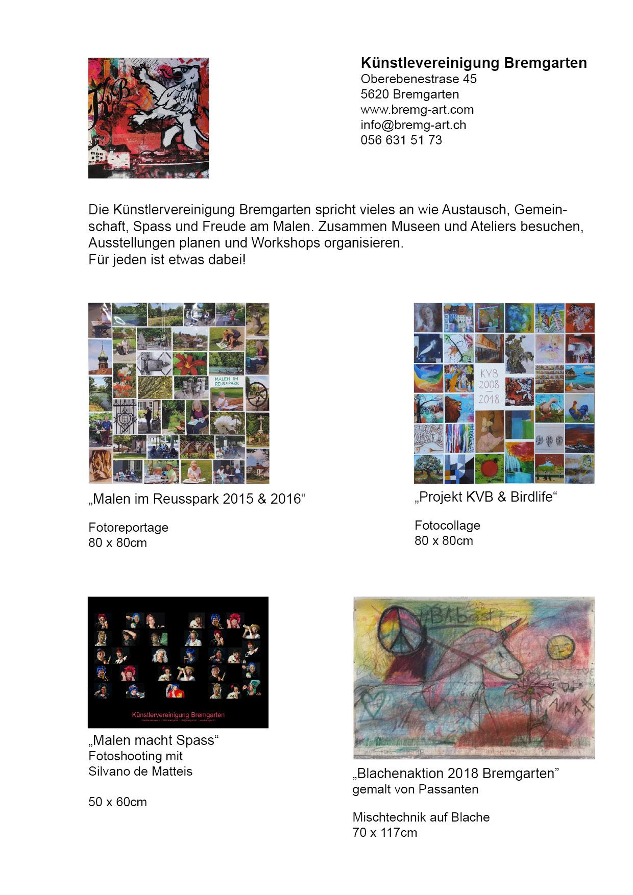 Künstlervereinigung Bremgarten