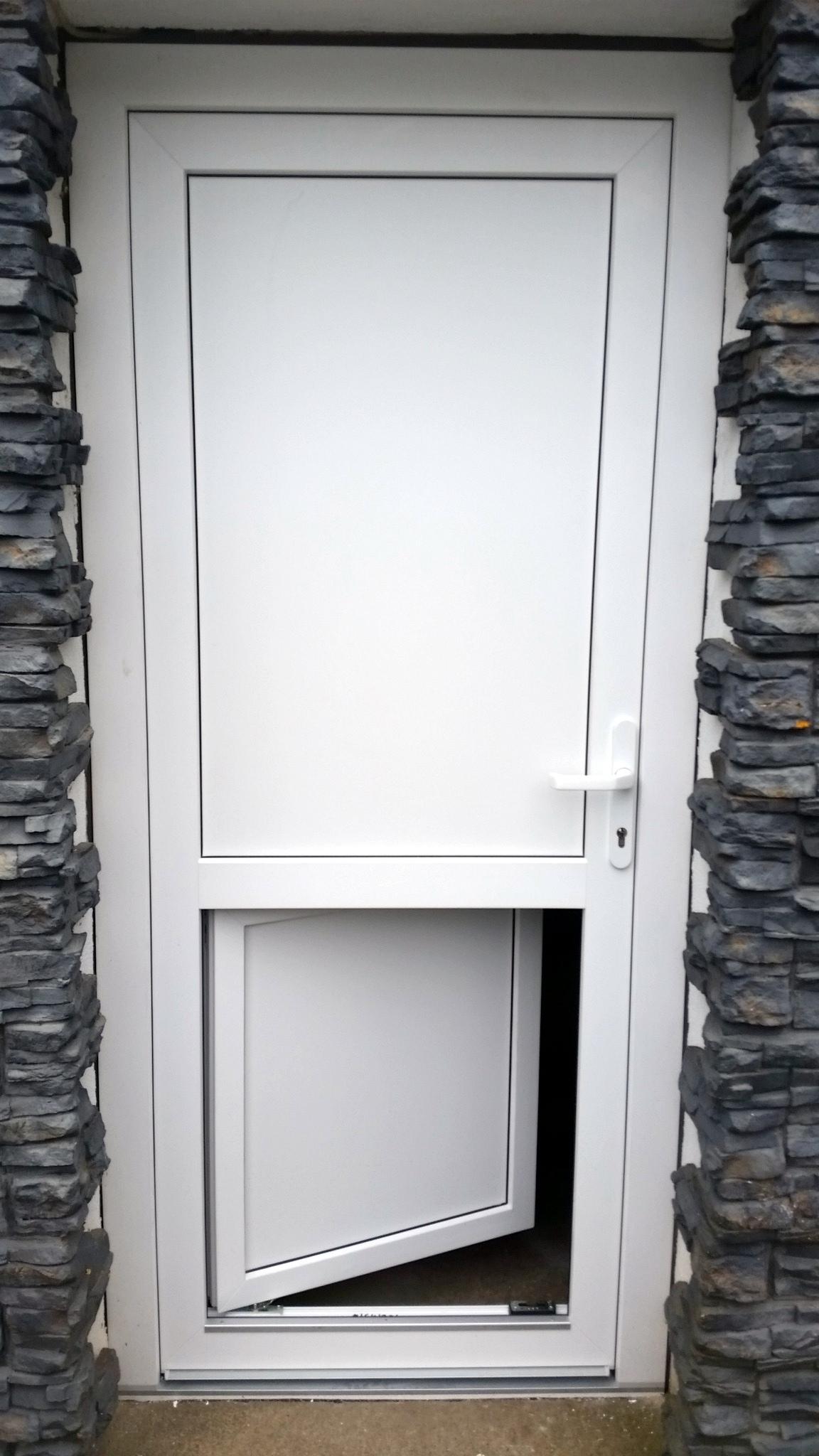 Sonderaustattung Flügel in Tür