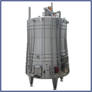 Infusion stainless steel tank