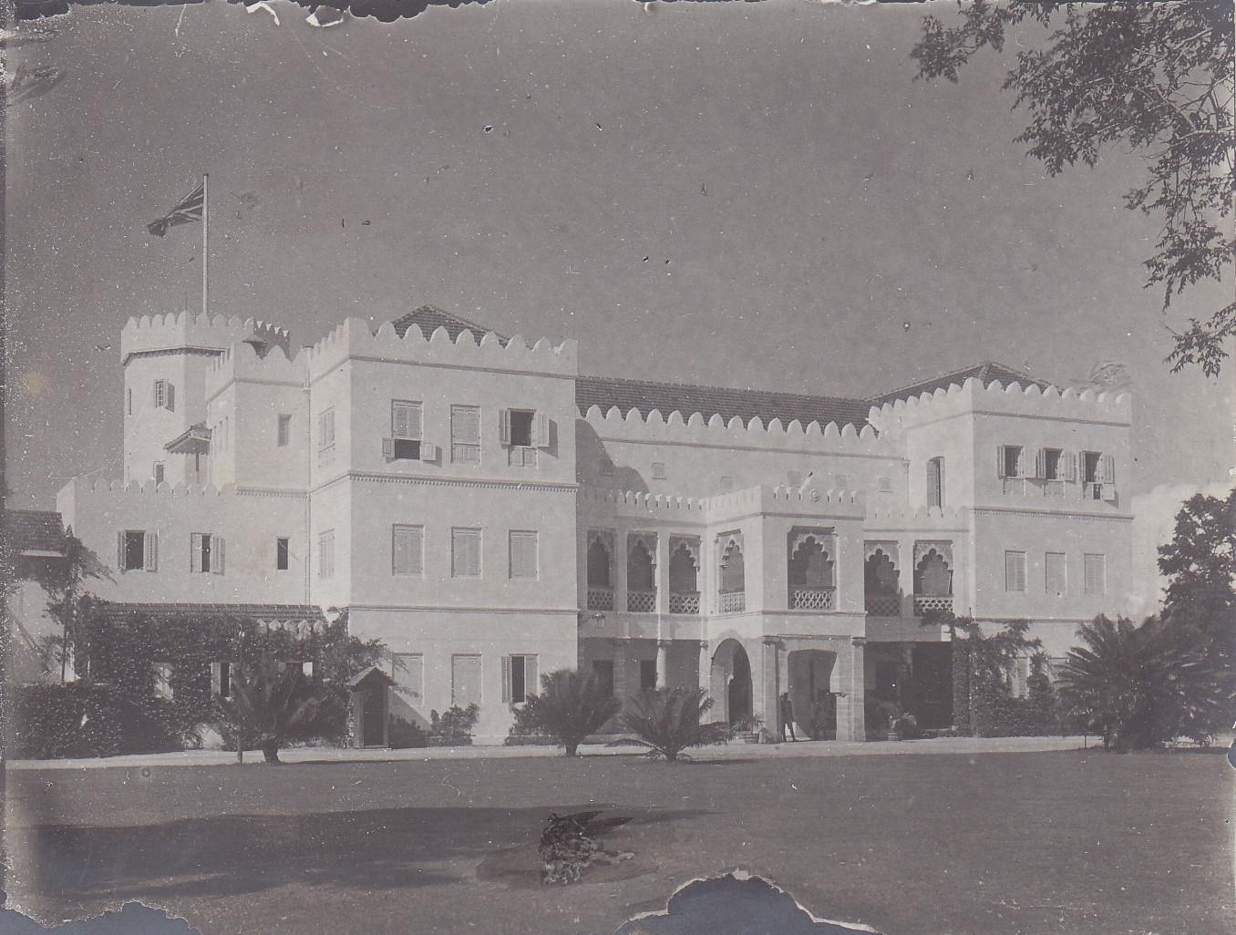 Englisches Konsulat in Sansibar