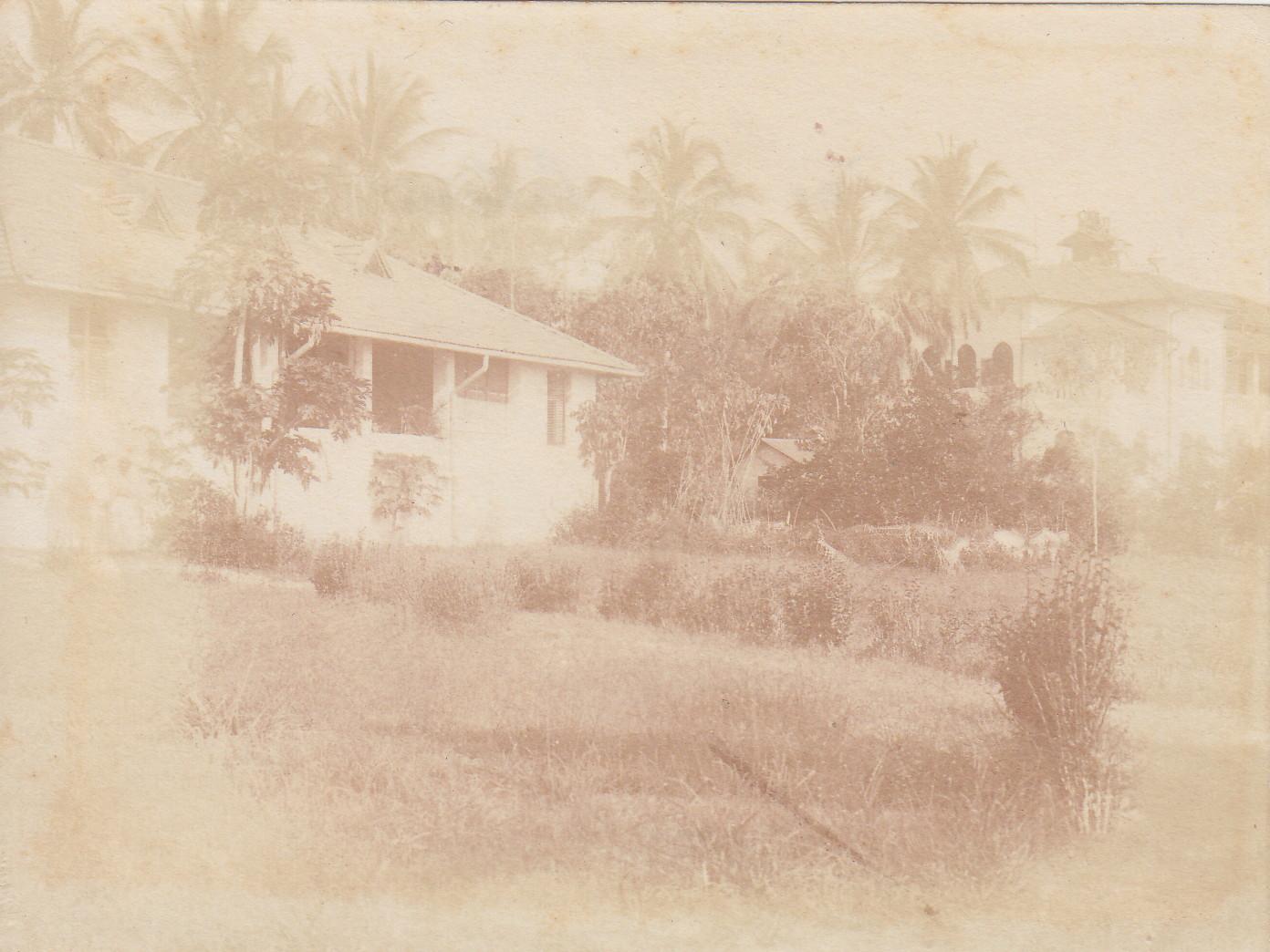 Daressalam - Häuser von Europäern
