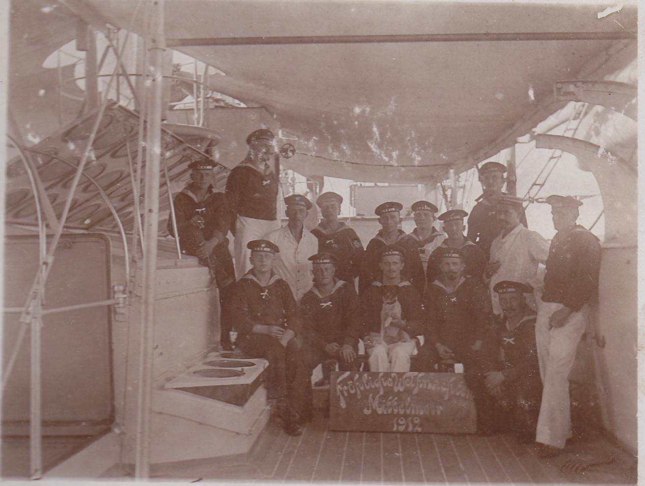 Weihnachten 1912