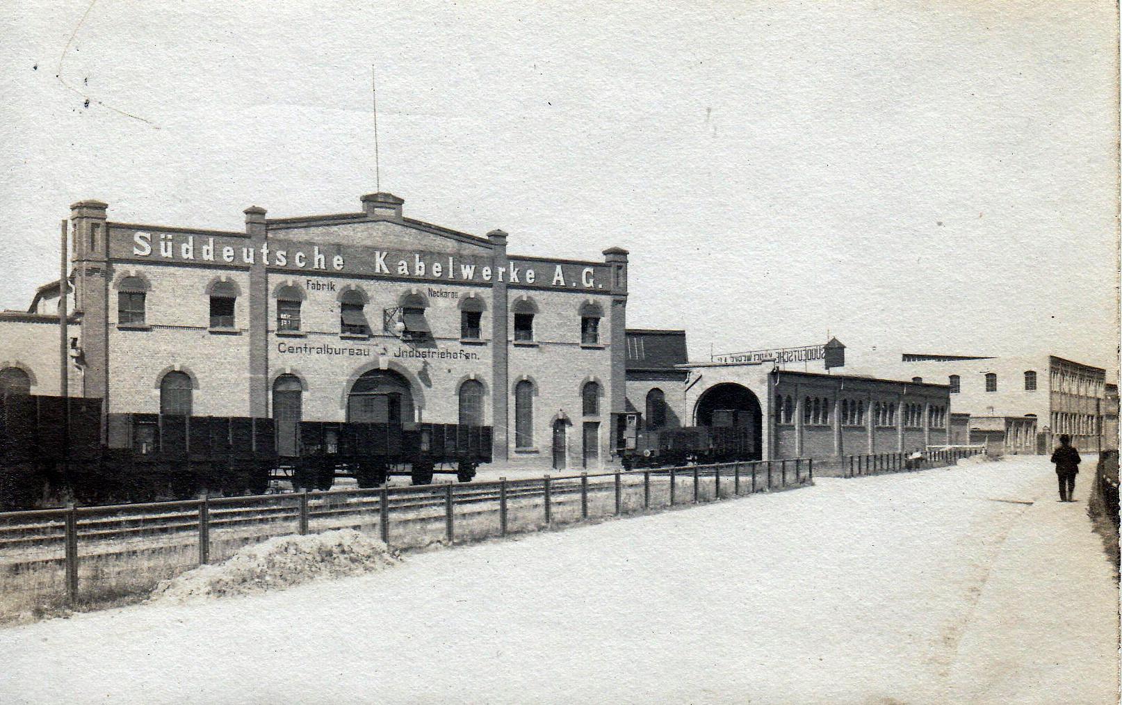 Süddeutsche Kabelwerke A.G. 1908