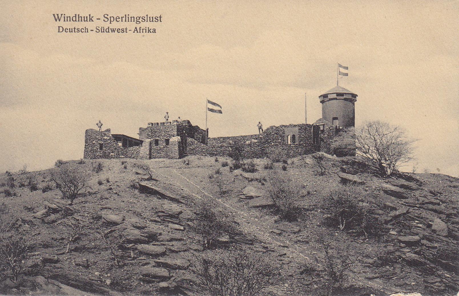 Windhuk - Sperlingslus