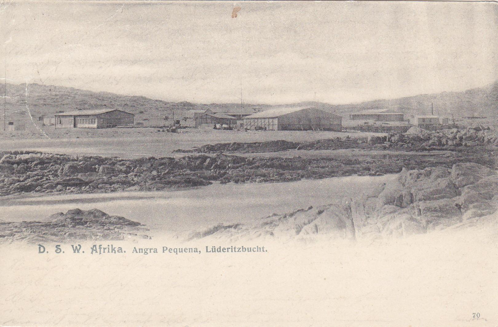 Angra Pequena, Lüderitzbucht