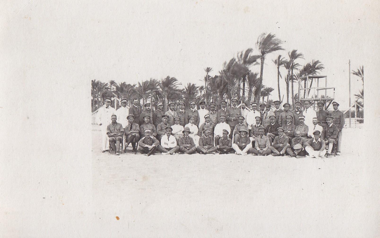 Bild der Offiziere