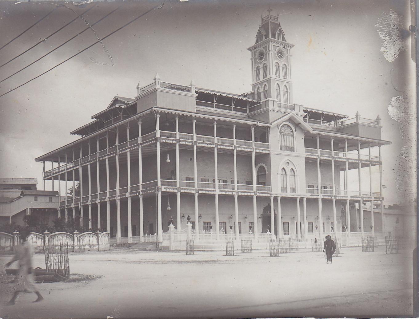 Sultans-Palast in Sansibar