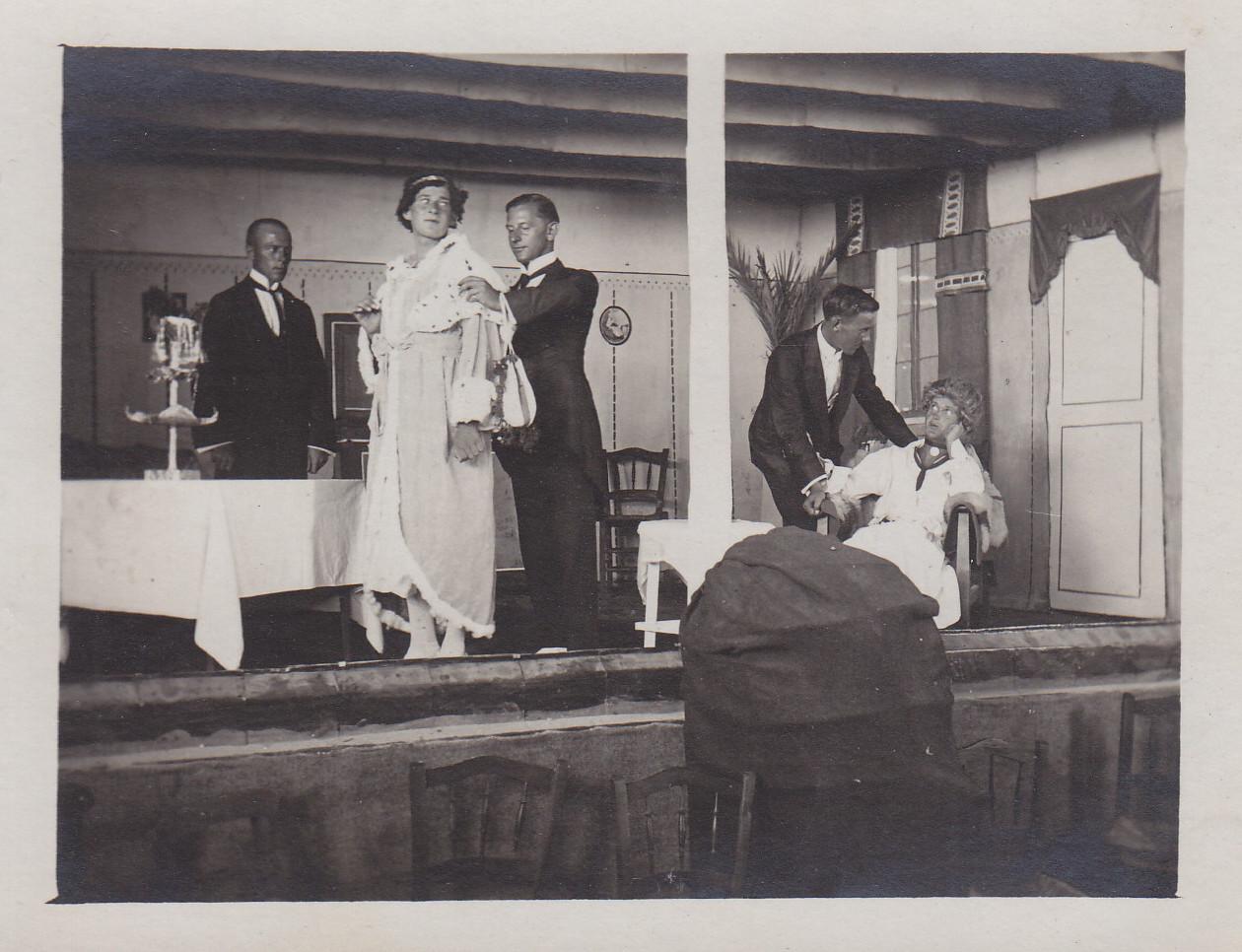 Vorstellung der Theatergruppe 3