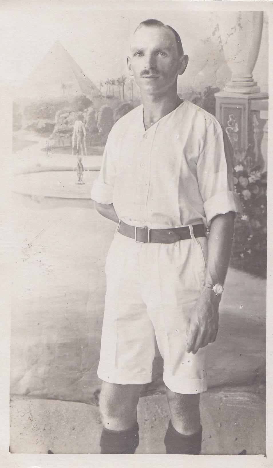 Zur Erinnerung für Ewald Engels von Hans Pfennigstorf 1919