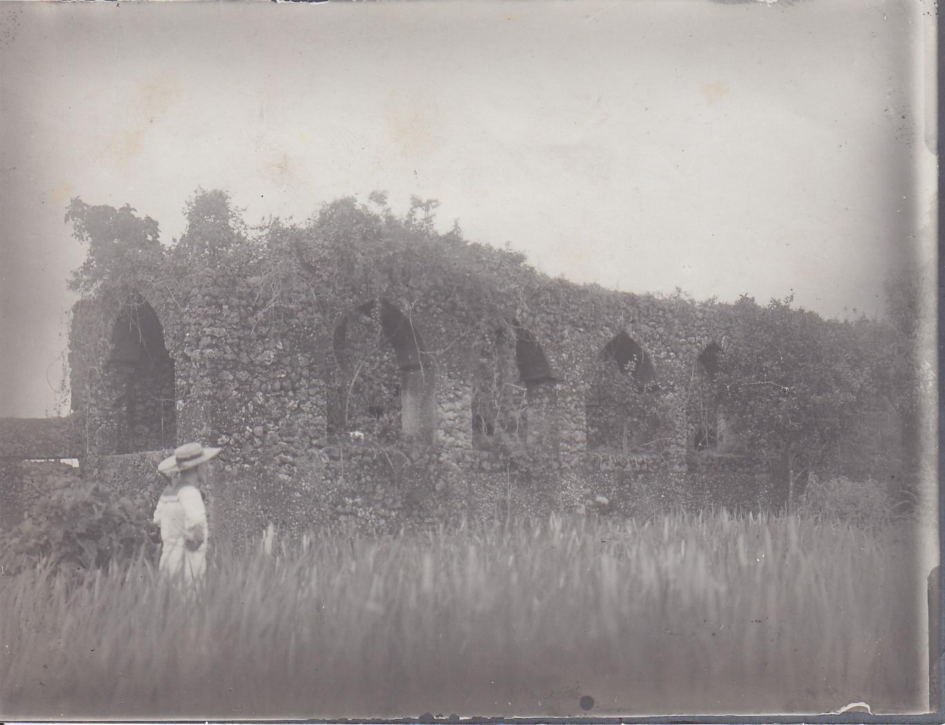 Ruinen in BuBuBu (Vorgelagerte Insel vor Sansibar)