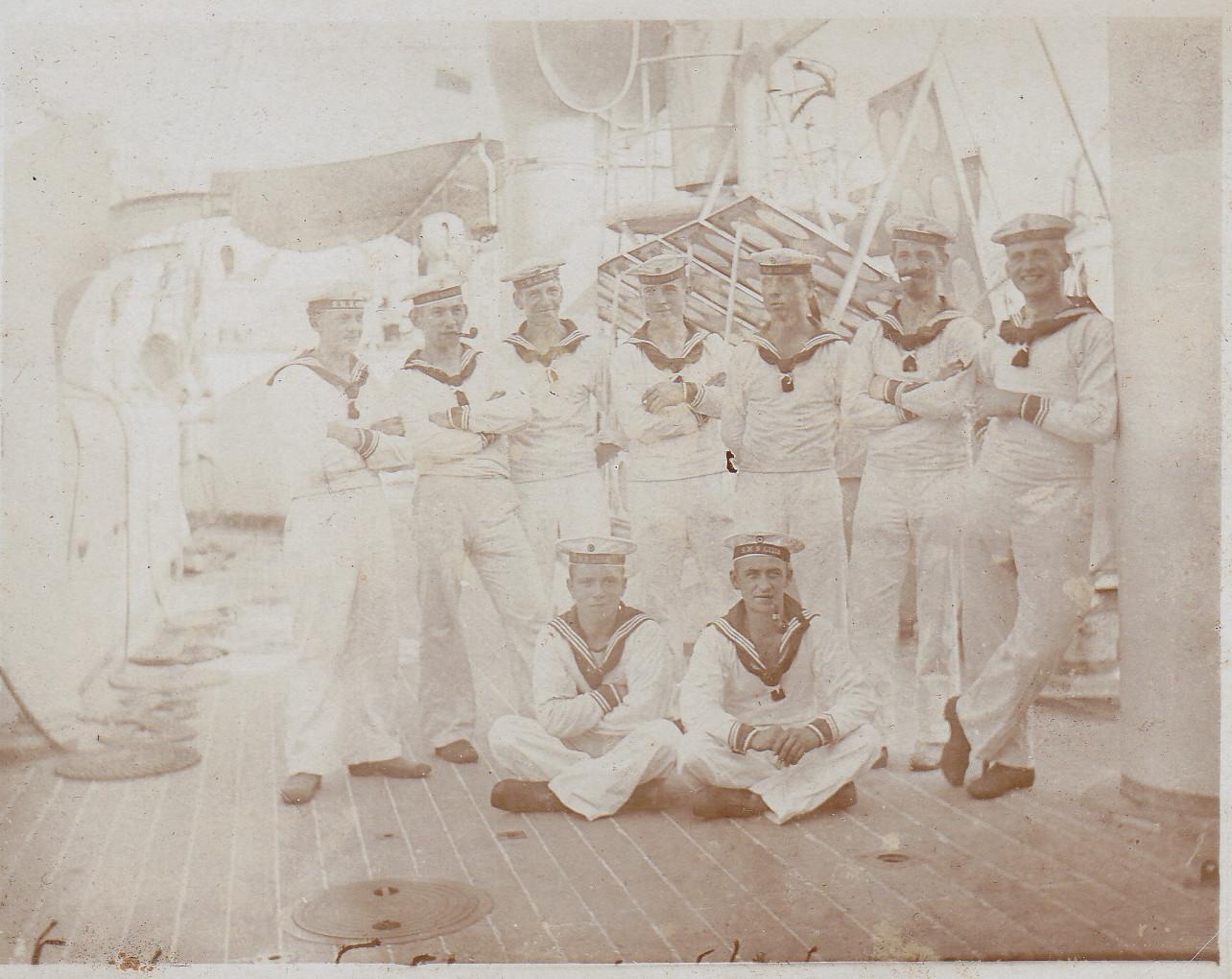 Gruppenbild der Mannschaft I