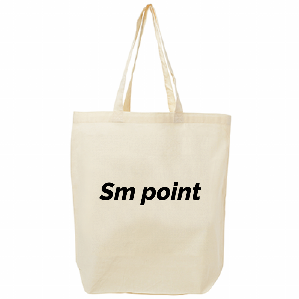 Sm point Tote bag