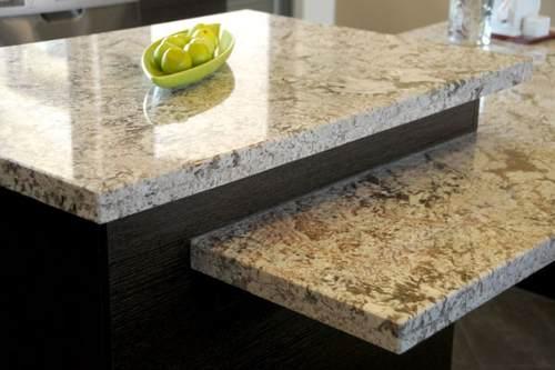Mesones de cocina en granito y marmol p gina web de for Medidas de mesones de cocina