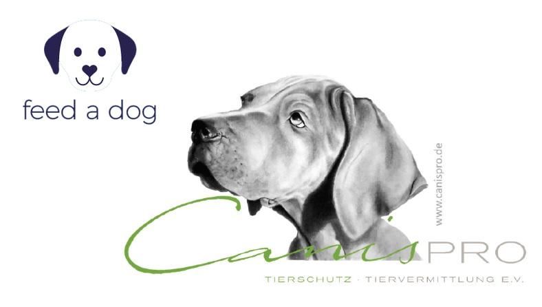 CanisPRO & Feed a Dog