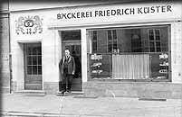 Bäckerei Friedrich Küster in der Jüdenstraße 7