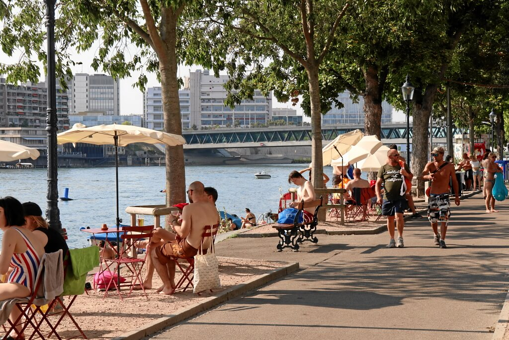 Sommer in Basel