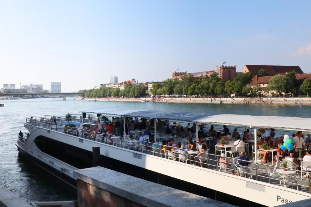 Schiffstouren Basel