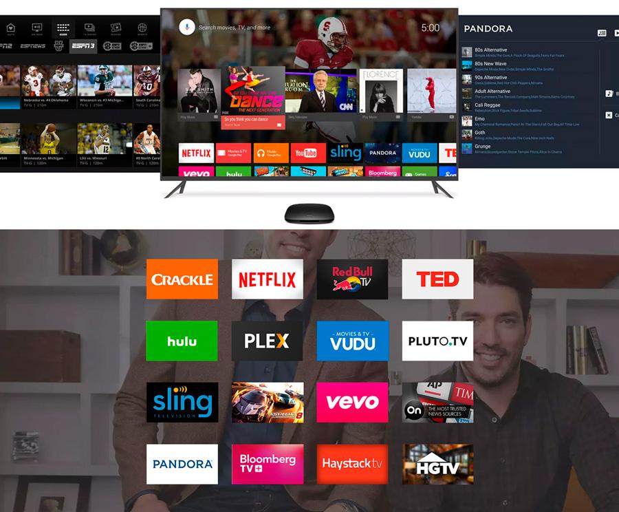 Xiaomi TV Box 3 - Review, PDF manual - Free Manuals