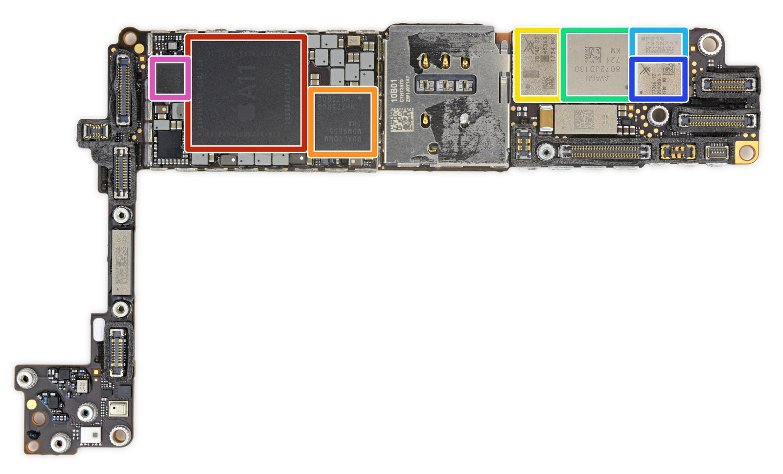 Image on Iphone 5s Schematic Diagrams