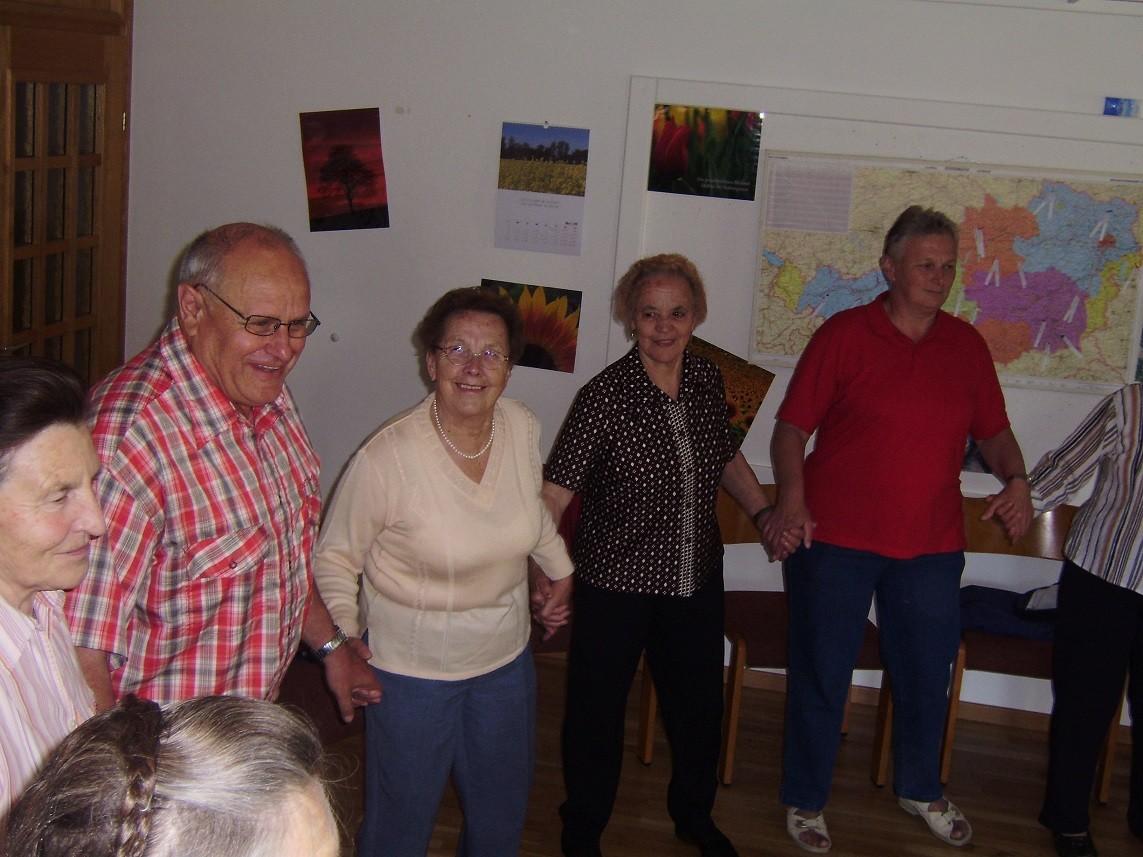 SeniorInnenTanz Eben am Achensee