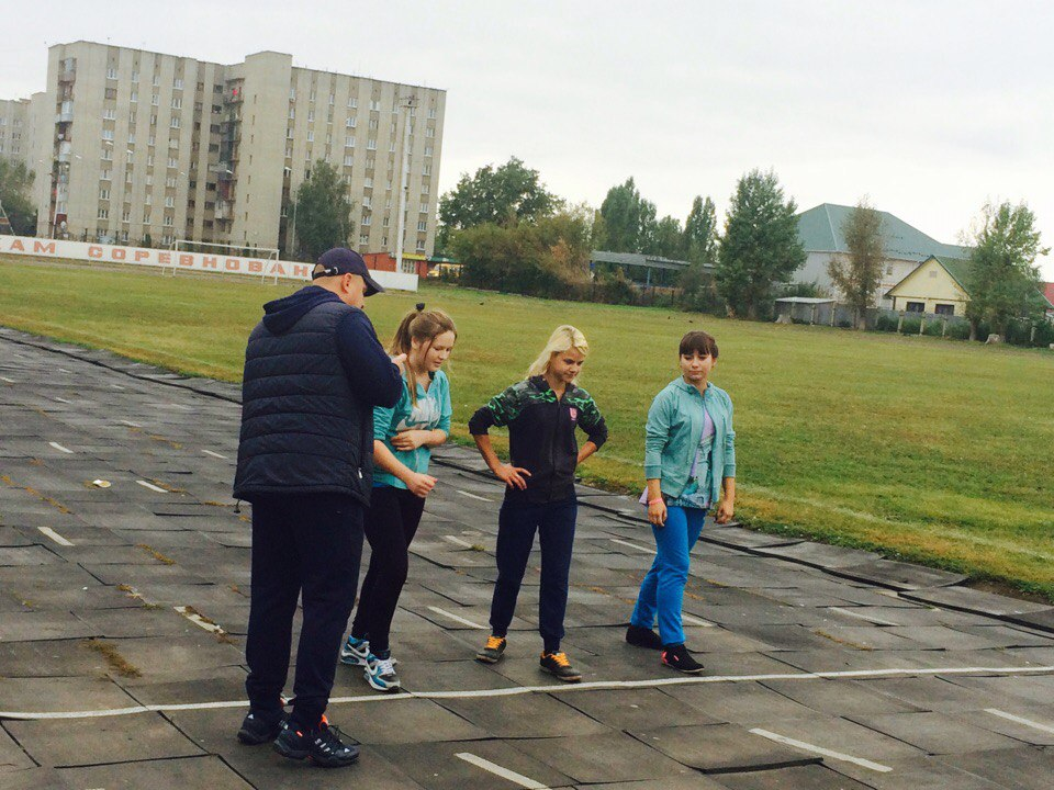 Спортивные соревнования для первокурсников