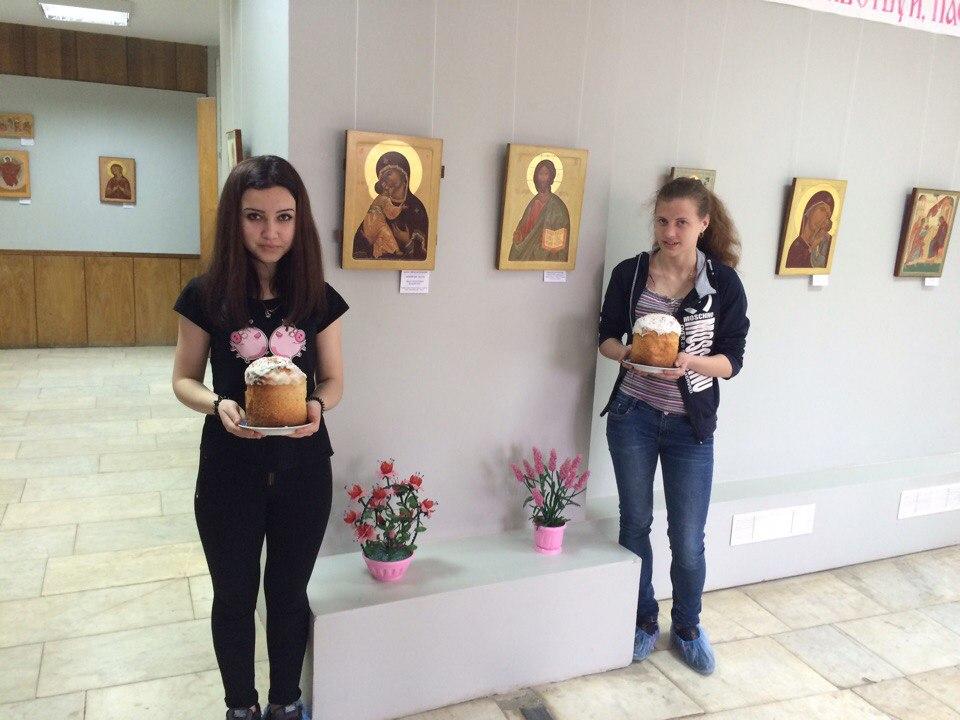 Посещение выставки старинных икон в музее-усадьбе им. А.М. Герасимова