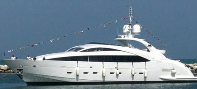 Motor Yacht Megan - 44m