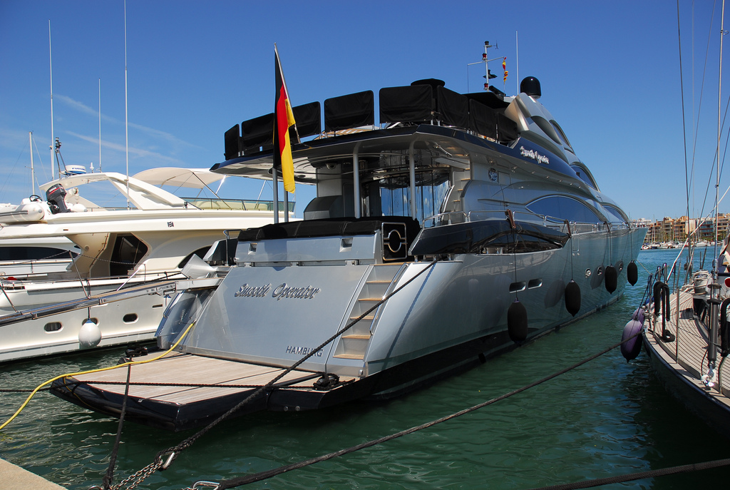 Motor Yacht Smooth Operator - 30m