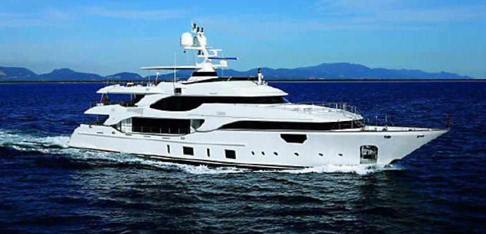 Motor Yacht Equus - 40m
