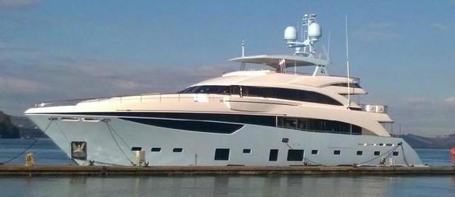 Motor Yacht Le Verseau - 40m