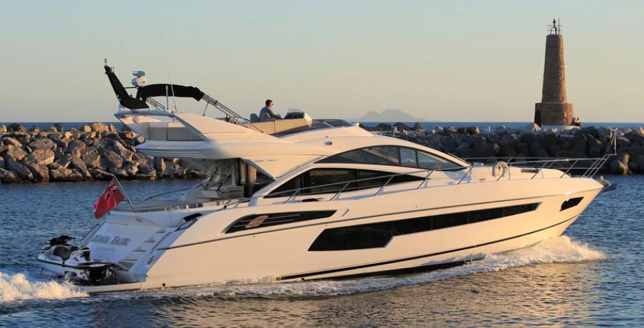 Motor Yacht Maia Fair - 20m