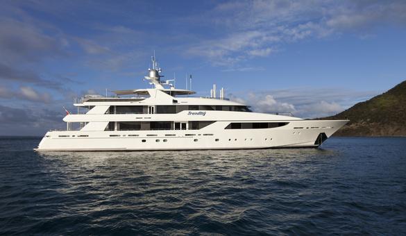 Motor Yacht Trending - 50m