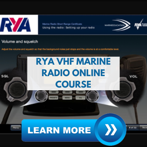 yacht crew rya vhf marine radio online course