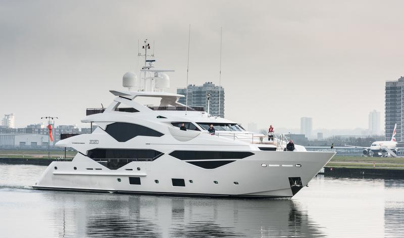 Motor Yacht ZOZO - 40m