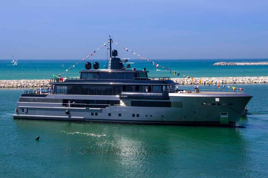 Motor Yacht Atlante - 55m