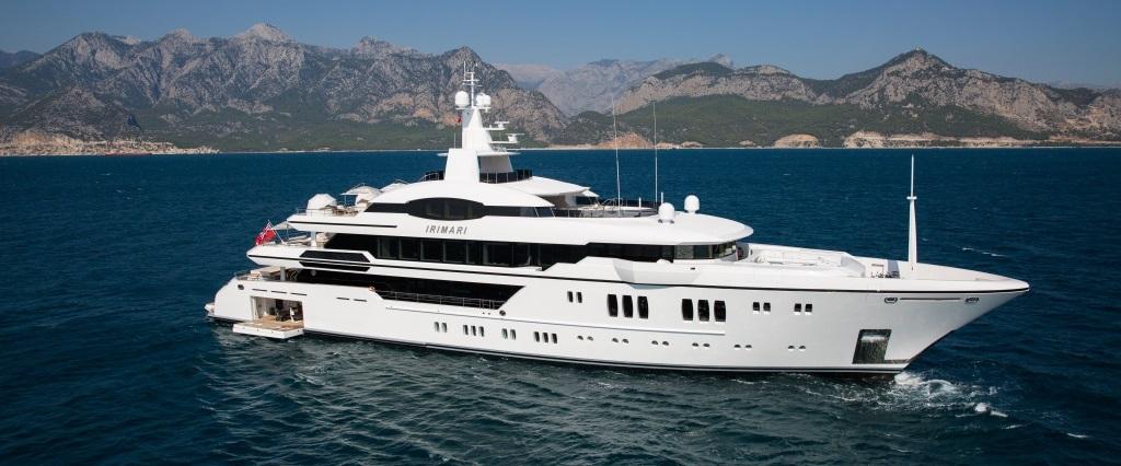 Motor Yacht Irimari - 63m