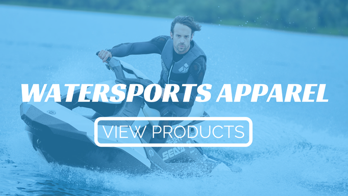 Superyacht guest Watersports apparel
