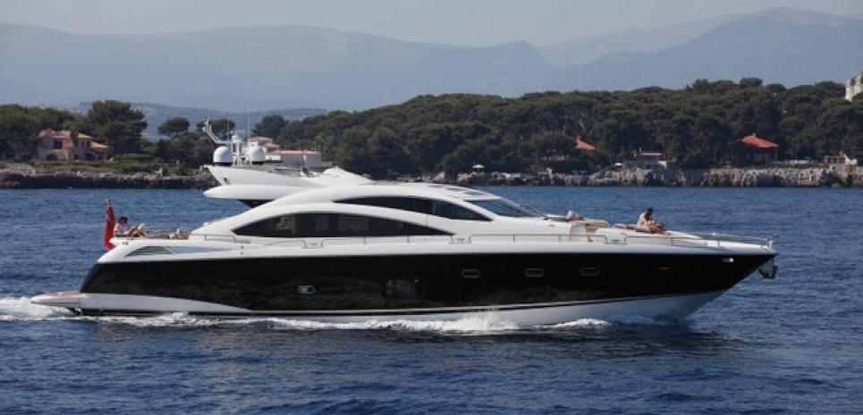 Motor Yacht Nataly S