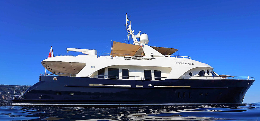 Motor Yacht Etoile D'Azur - 26m