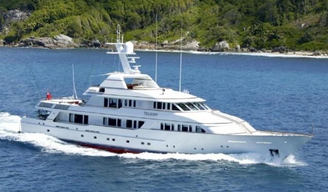 Motor Yacht Teleost - 49m