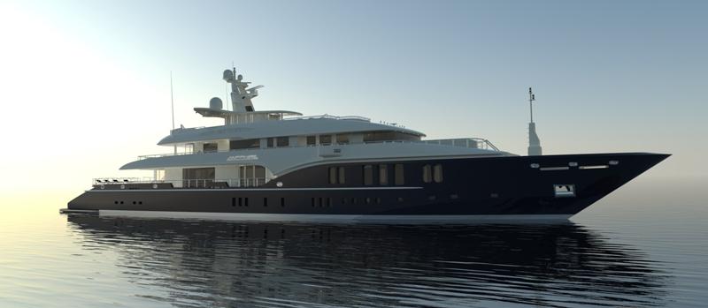 Motor Yacht Sapphire - 50m