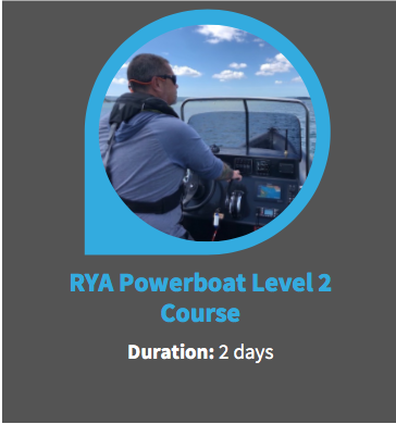 rya powerboat level 2 course yacht crew training