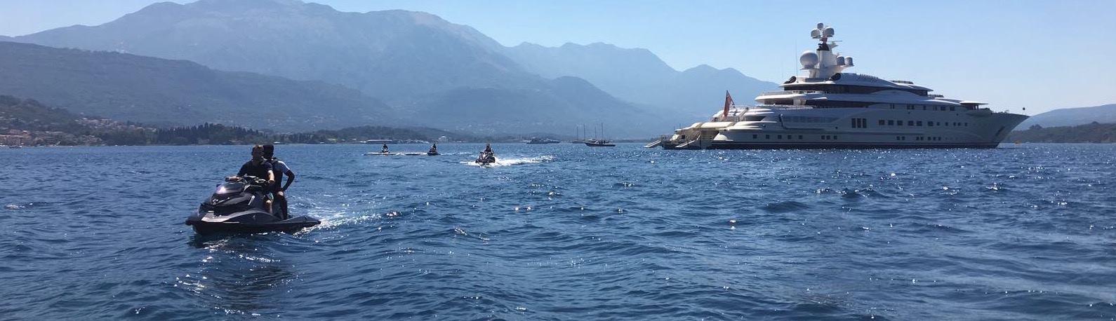 Onboard Crew RYA PWC Proficiency and Jetski Instructor Training at your location ©www.marine-education.eu