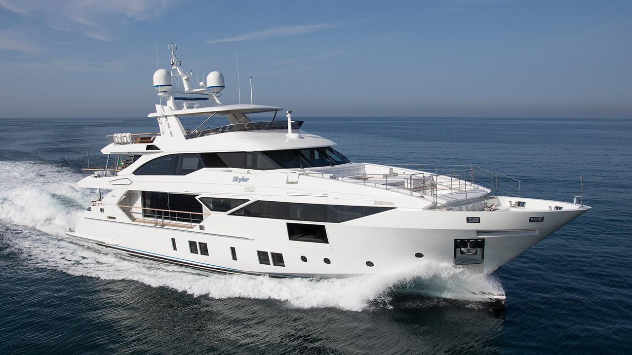 Motor Yacht MySky - 51m