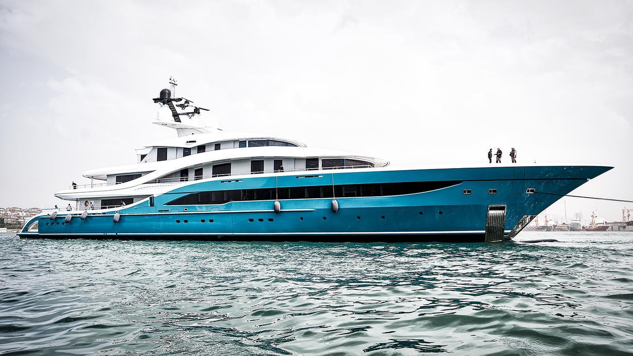 Motor Yacht Go - 77m