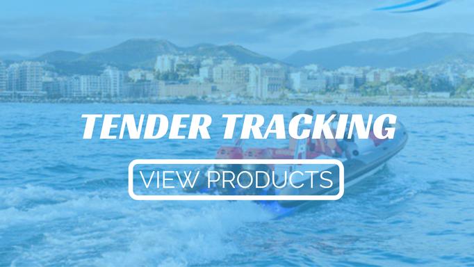 Superyacht Tender Tracking