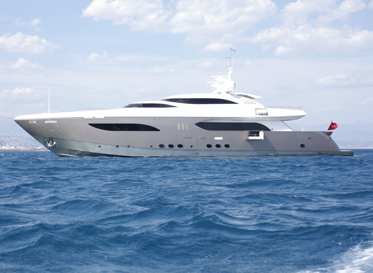 Motor Yacht taTii - 41m